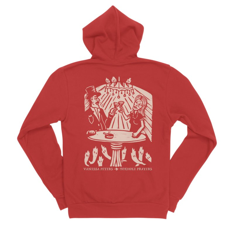 Just One of Them Women's Zip-Up Hoody by Vanessa Peters's Artist Shop