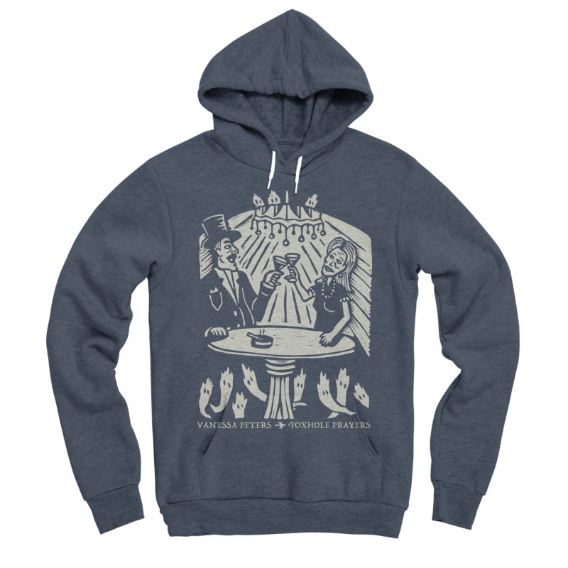 Just One of Them Men's Sponge Fleece Pullover Hoody by Vanessa Peters's Artist Shop