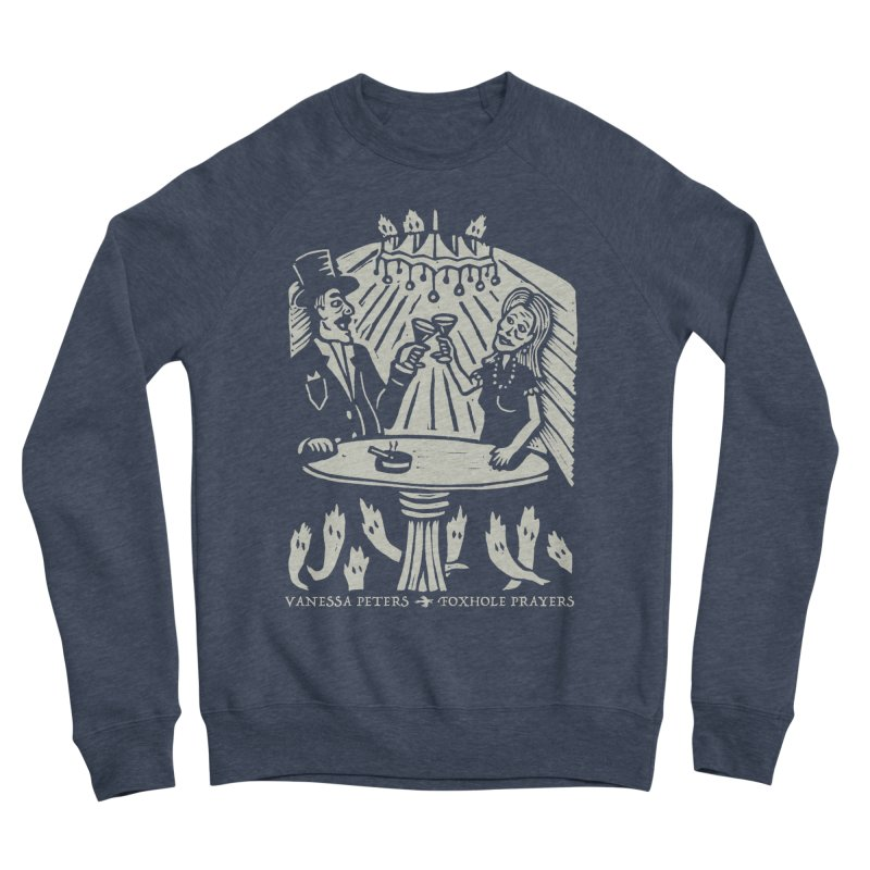Just One of Them Men's Sponge Fleece Sweatshirt by Vanessa Peters's Artist Shop