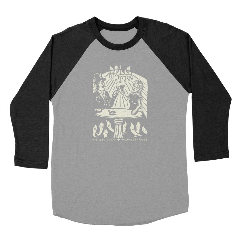Just One of Them Men's Baseball Triblend Longsleeve T-Shirt by Vanessa Peters's Artist Shop