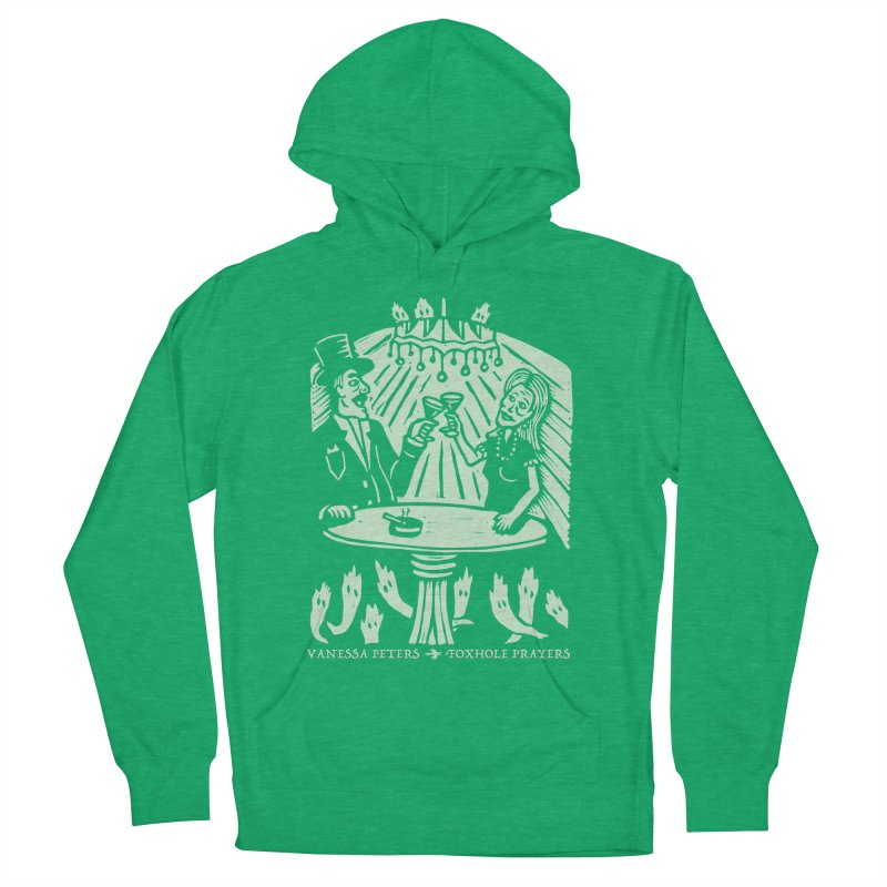 Just One of Them Women's French Terry Pullover Hoody by Vanessa Peters's Artist Shop
