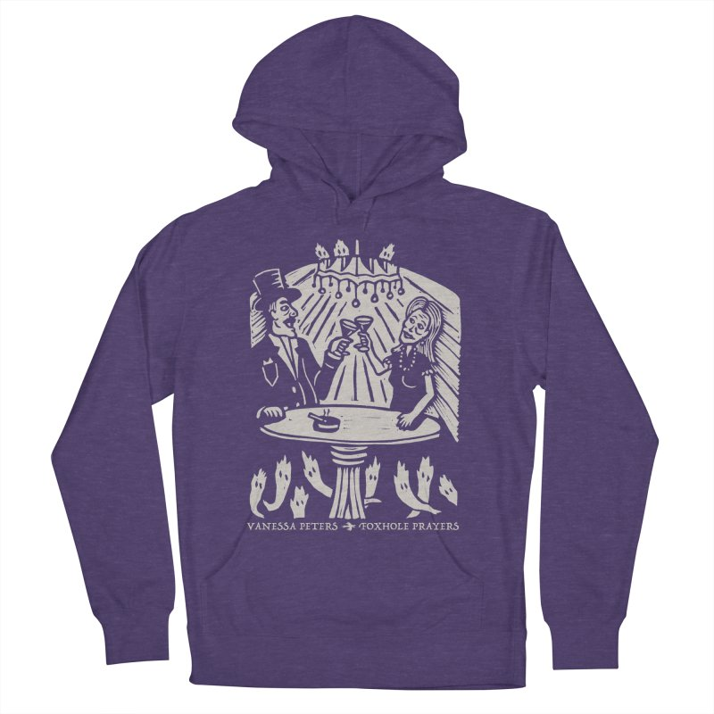 Just One of Them Men's French Terry Pullover Hoody by Vanessa Peters's Artist Shop