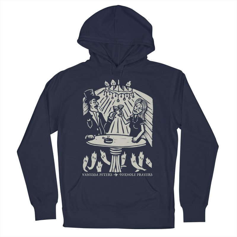 Just One of Them Men's French Terry Pullover Hoody by vanessapeters's Artist Shop
