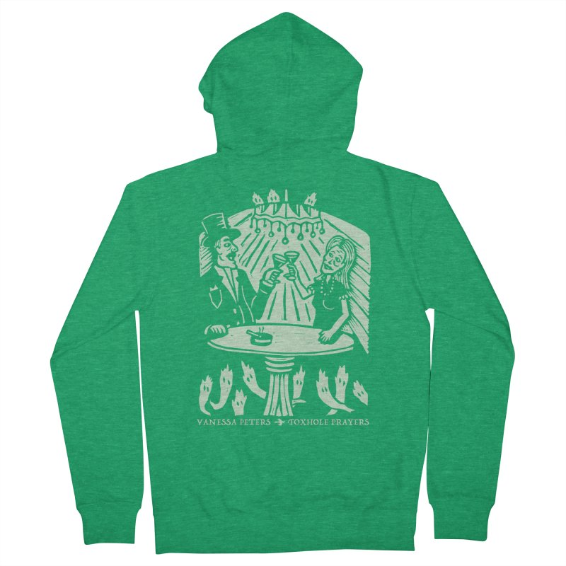 Just One of Them Men's Zip-Up Hoody by Vanessa Peters's Artist Shop
