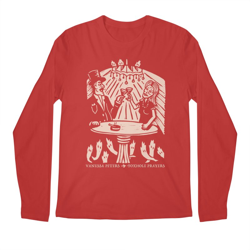 Just One of Them Men's Regular Longsleeve T-Shirt by Vanessa Peters's Artist Shop