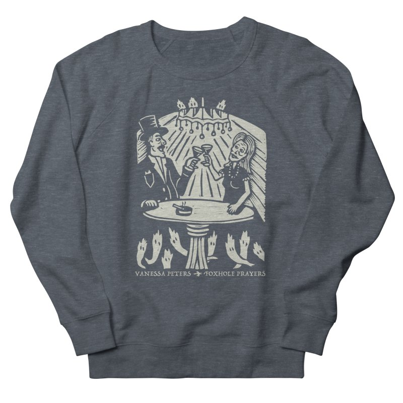 Just One of Them Men's French Terry Sweatshirt by Vanessa Peters's Artist Shop