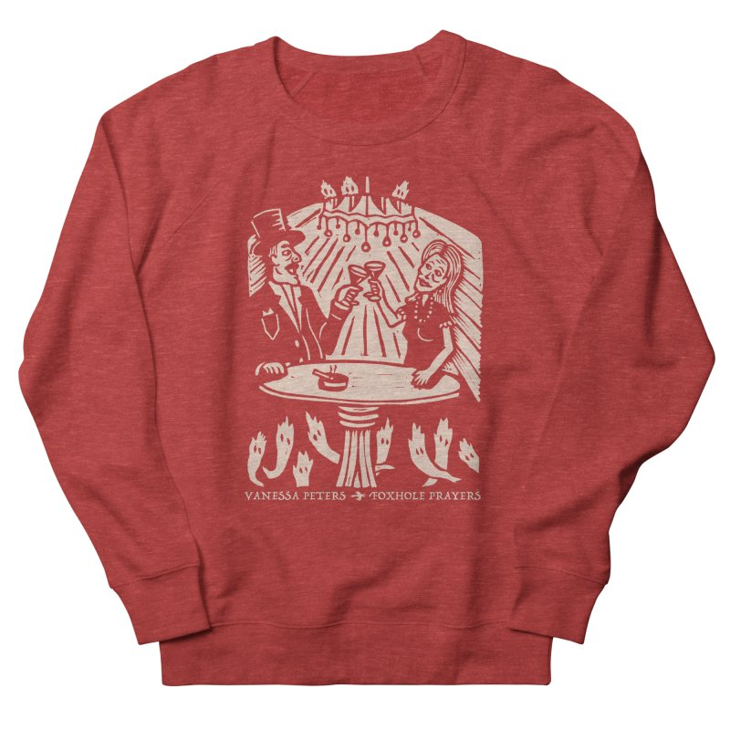 Just One of Them Men's French Terry Sweatshirt by vanessapeters's Artist Shop