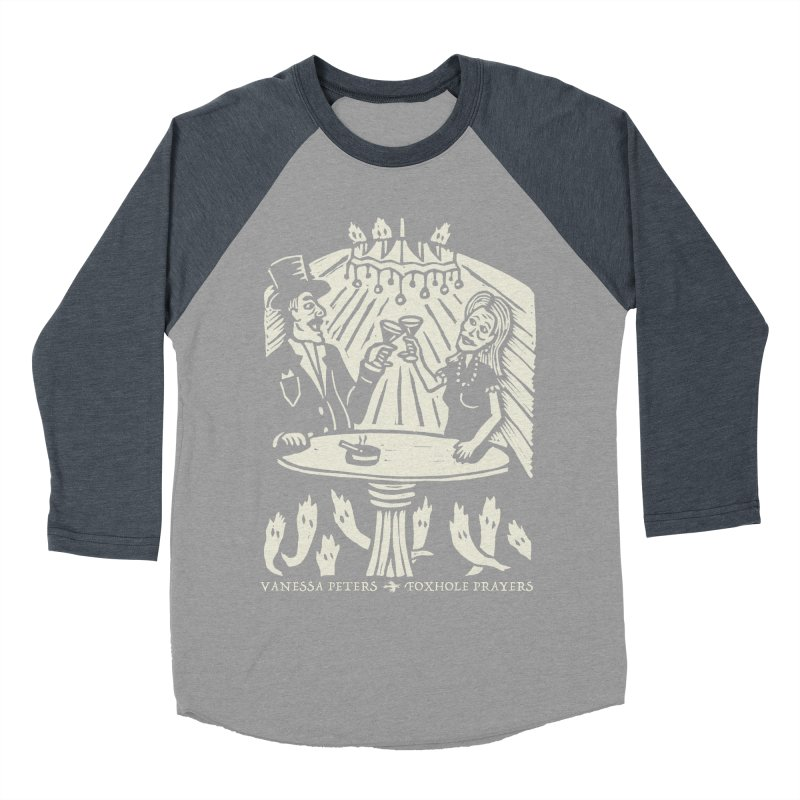 Just One of Them Men's Baseball Triblend Longsleeve T-Shirt by Vanessa Peters's Artist Shop