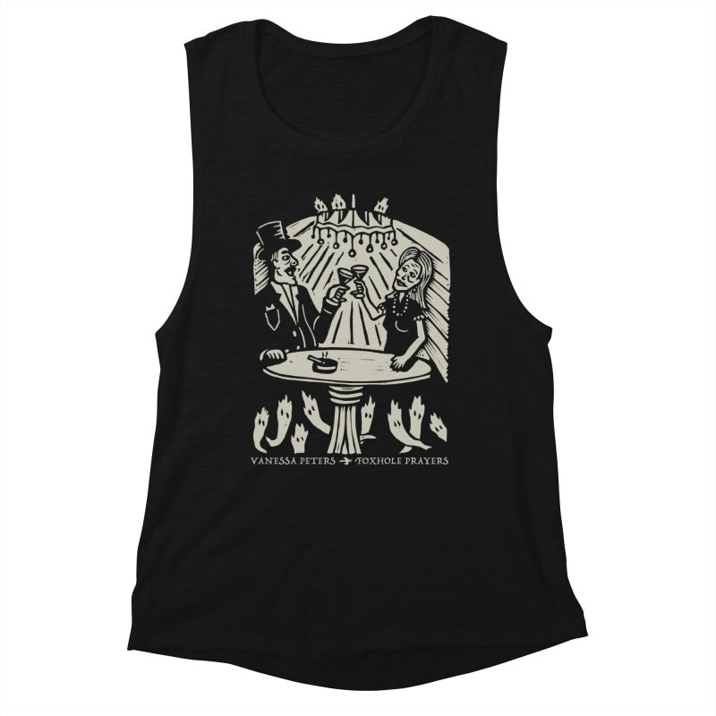 Just One of Them Women's Tank by Vanessa Peters's Artist Shop