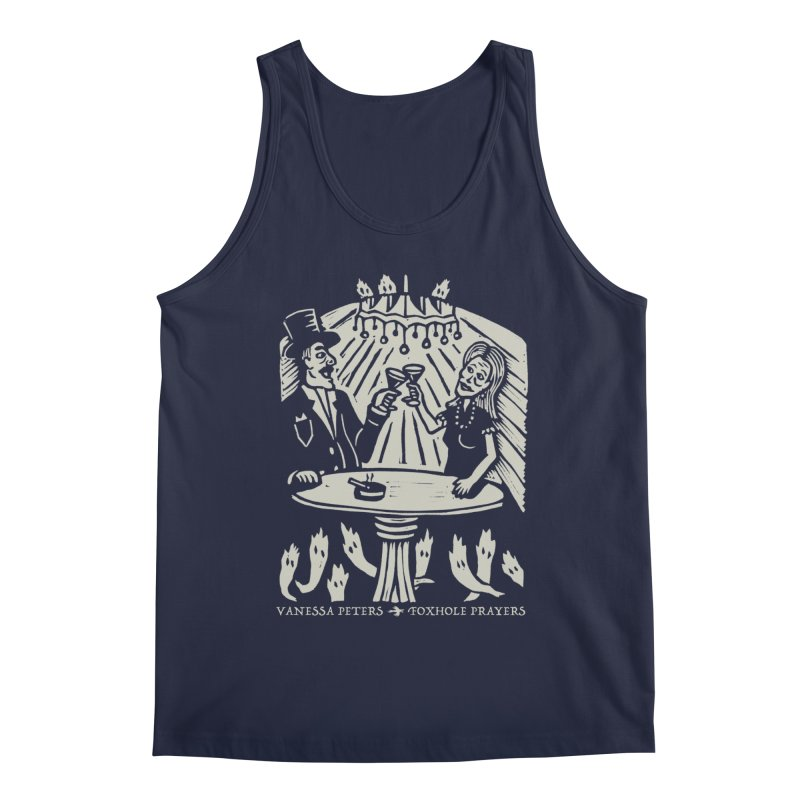Just One of Them Men's Regular Tank by Vanessa Peters's Artist Shop