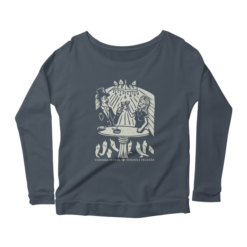 Just One of Them Women's Scoop Neck Longsleeve T-Shirt by Vanessa Peters's Artist Shop