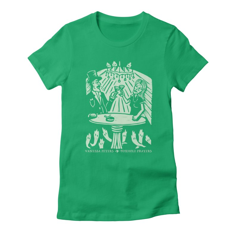 Just One of Them Women's Fitted T-Shirt by Vanessa Peters's Artist Shop