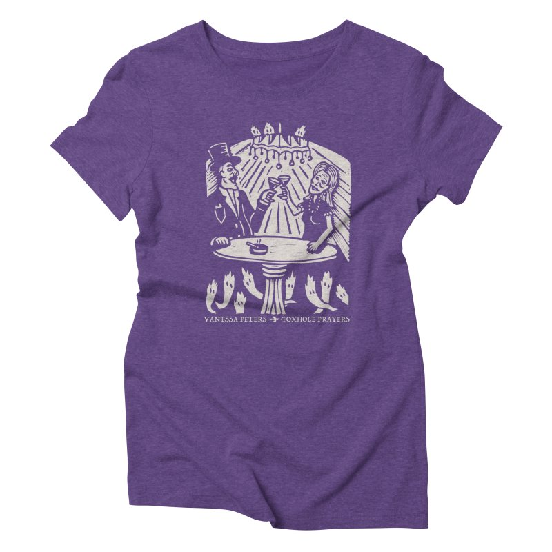 Just One of Them Women's Triblend T-Shirt by vanessapeters's Artist Shop