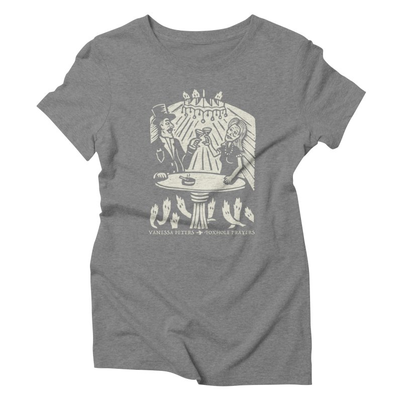 Just One of Them Women's Triblend T-Shirt by Vanessa Peters's Artist Shop