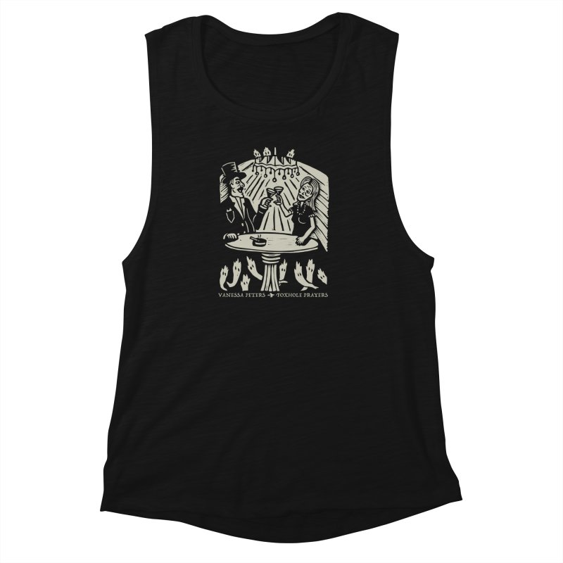 Just One of Them Women's Muscle Tank by Vanessa Peters's Artist Shop