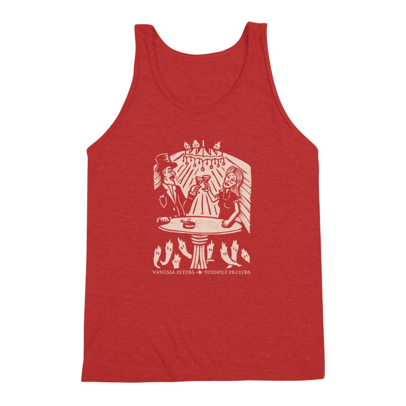 Just One of Them Men's Triblend Tank by vanessapeters's Artist Shop