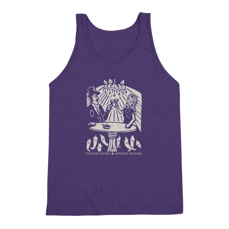 Just One of Them Men's Triblend Tank by Vanessa Peters's Artist Shop