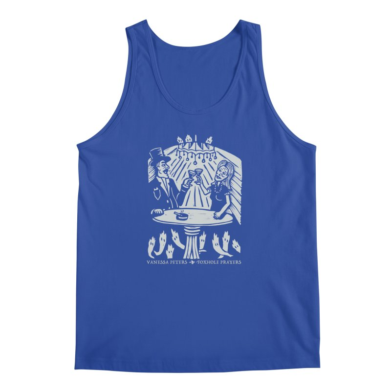 Just One of Them Men's Regular Tank by vanessapeters's Artist Shop