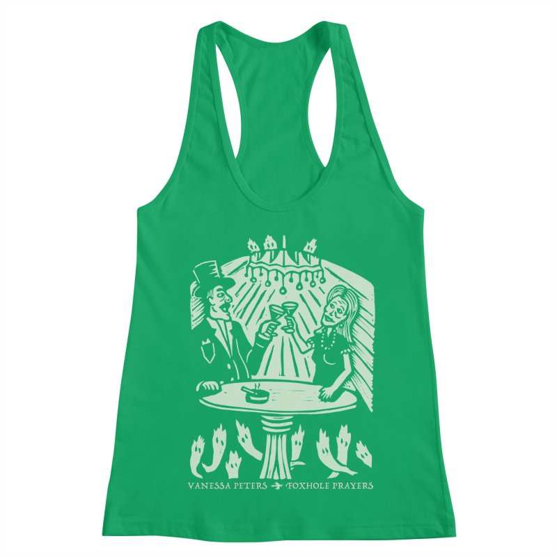 Just One of Them Women's Racerback Tank by Vanessa Peters's Artist Shop