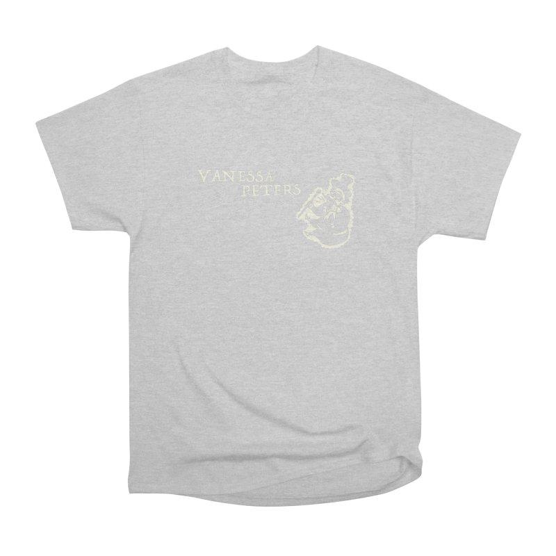 Carnival Barker Women's Heavyweight Unisex T-Shirt by Vanessa Peters's Artist Shop