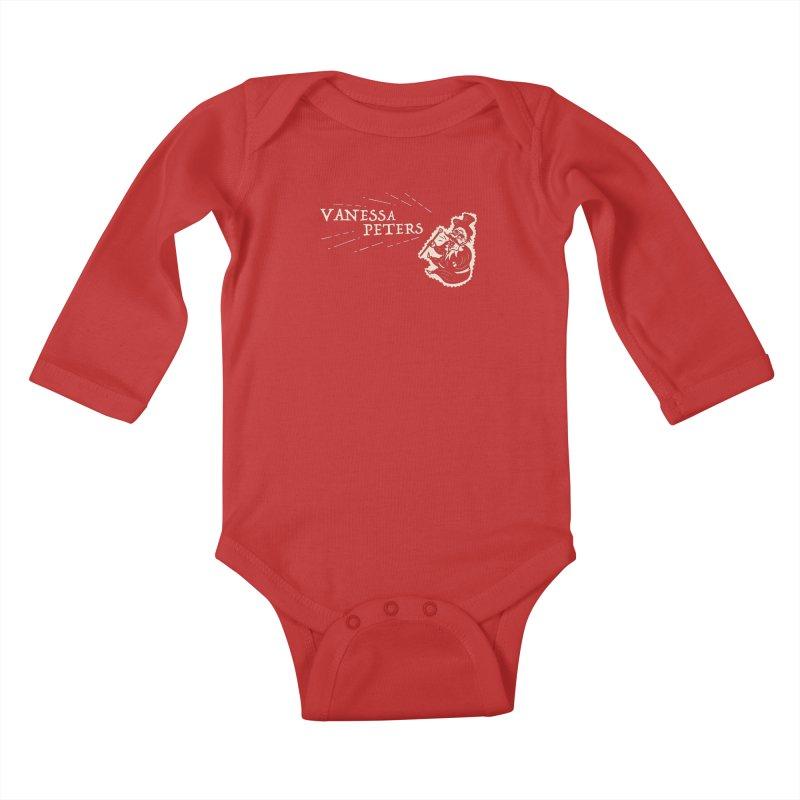 Carnival Barker Kids Baby Longsleeve Bodysuit by Vanessa Peters's Artist Shop