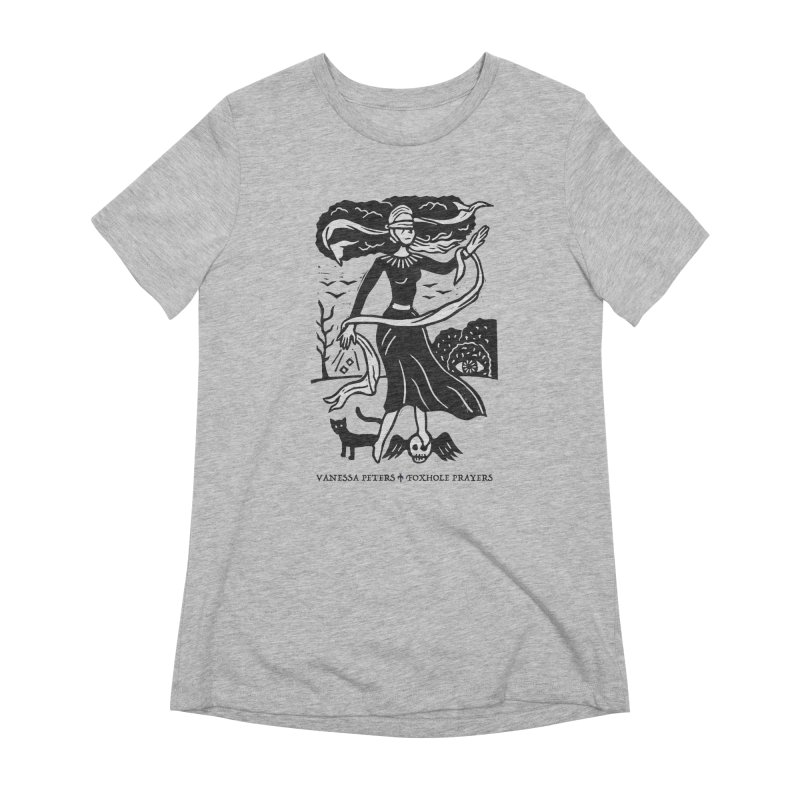 Lady Luck Women's Extra Soft T-Shirt by Vanessa Peters's Artist Shop