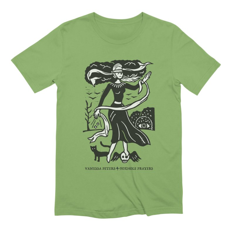 Lady Luck Men's Extra Soft T-Shirt by Vanessa Peters's Artist Shop