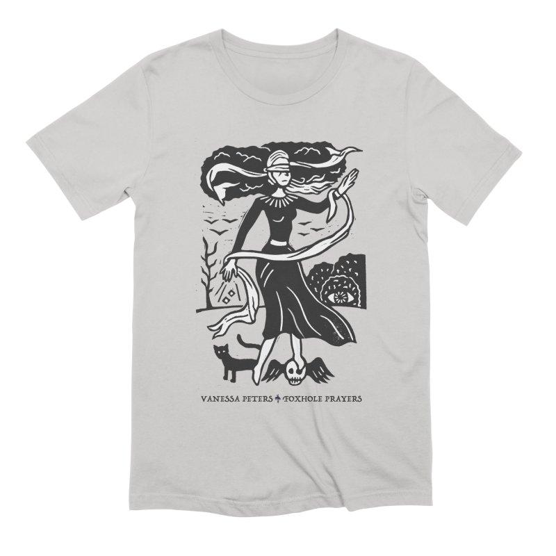 Lady Luck Men's T-Shirt by Vanessa Peters's Artist Shop