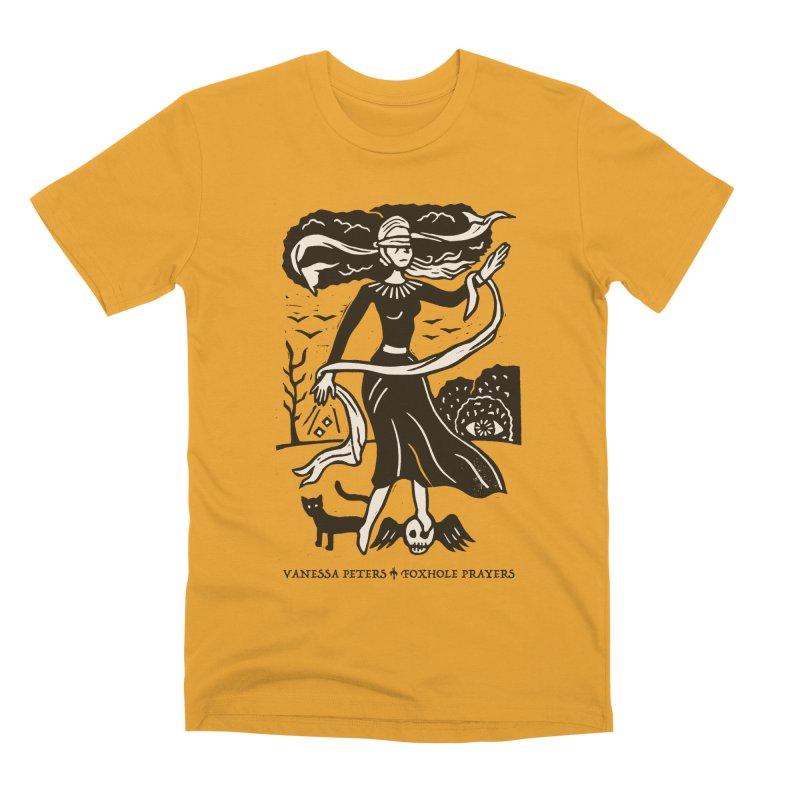 Lady Luck Men's Premium T-Shirt by vanessapeters's Artist Shop