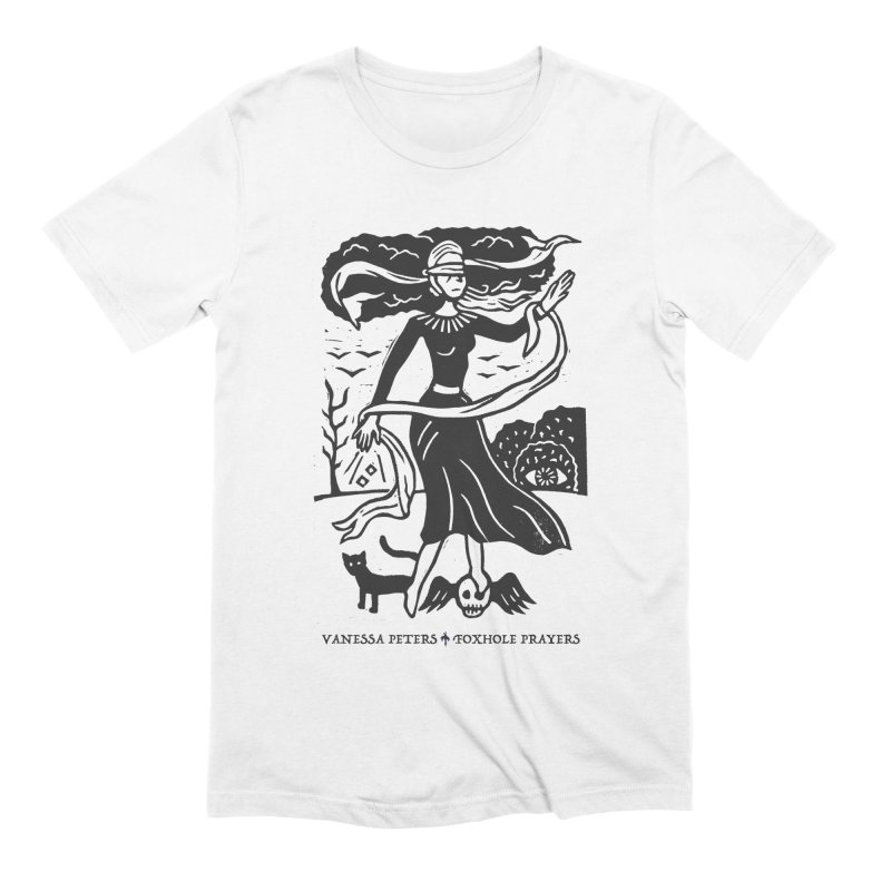 Lady Luck Men's T-Shirt by Vanessa Peters's Artist Shop