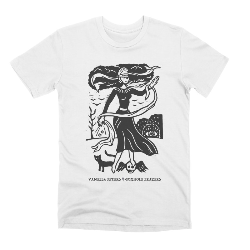 Lady Luck Men's Premium T-Shirt by Vanessa Peters's Artist Shop