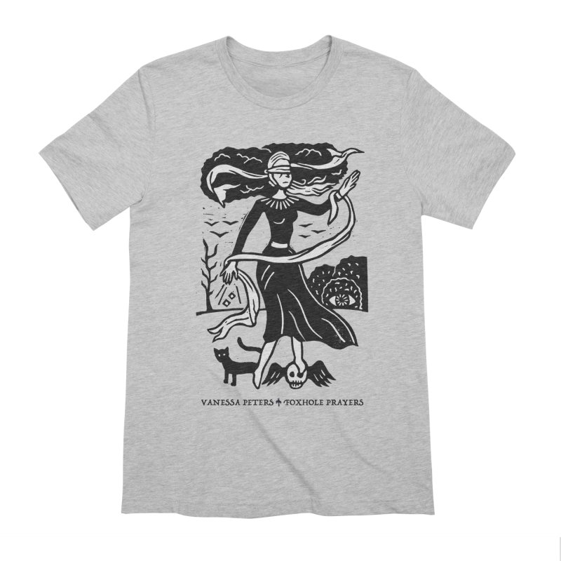 Lady Luck Men's Extra Soft T-Shirt by vanessapeters's Artist Shop