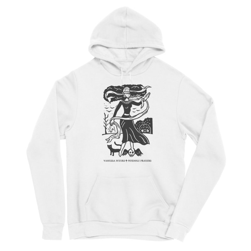 Lady Luck Men's Pullover Hoody by Vanessa Peters's Artist Shop