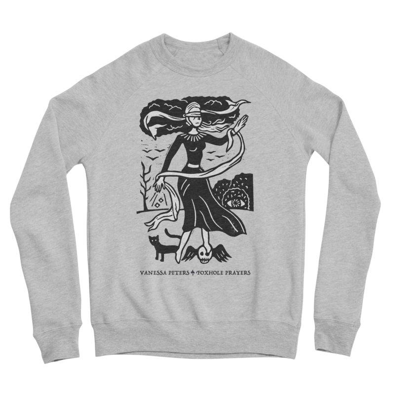 Lady Luck Women's Sponge Fleece Sweatshirt by Vanessa Peters's Artist Shop
