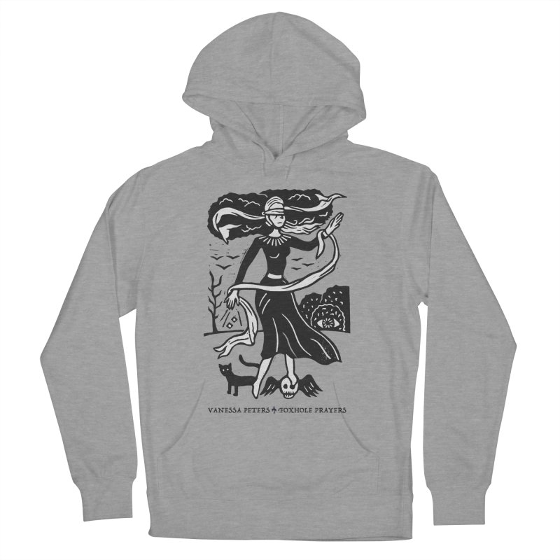 Lady Luck Women's French Terry Pullover Hoody by vanessapeters's Artist Shop