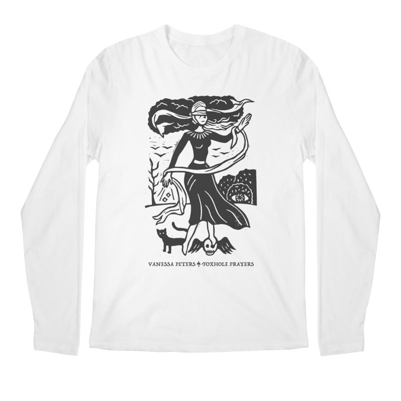 Lady Luck Men's Regular Longsleeve T-Shirt by Vanessa Peters's Artist Shop