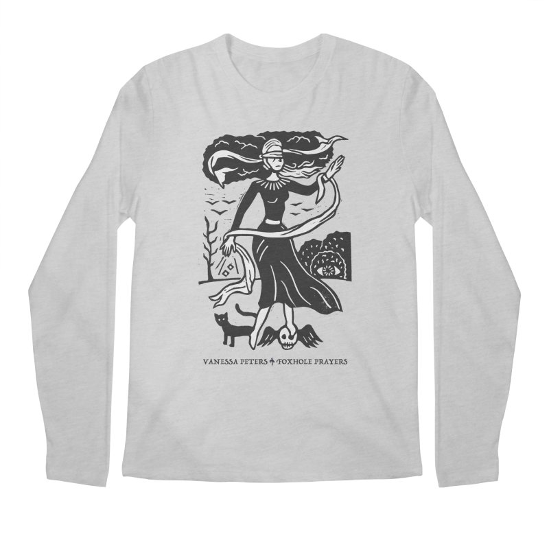 Lady Luck Men's Regular Longsleeve T-Shirt by Vanessa Peters's Artist Shop
