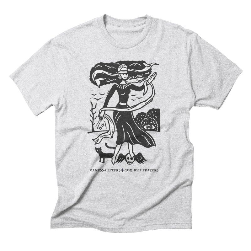 Lady Luck Men's Triblend T-Shirt by Vanessa Peters's Artist Shop