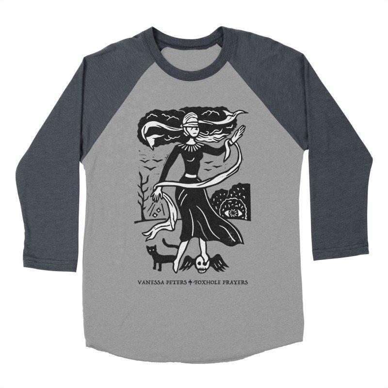 Lady Luck Women's Baseball Triblend Longsleeve T-Shirt by vanessapeters's Artist Shop