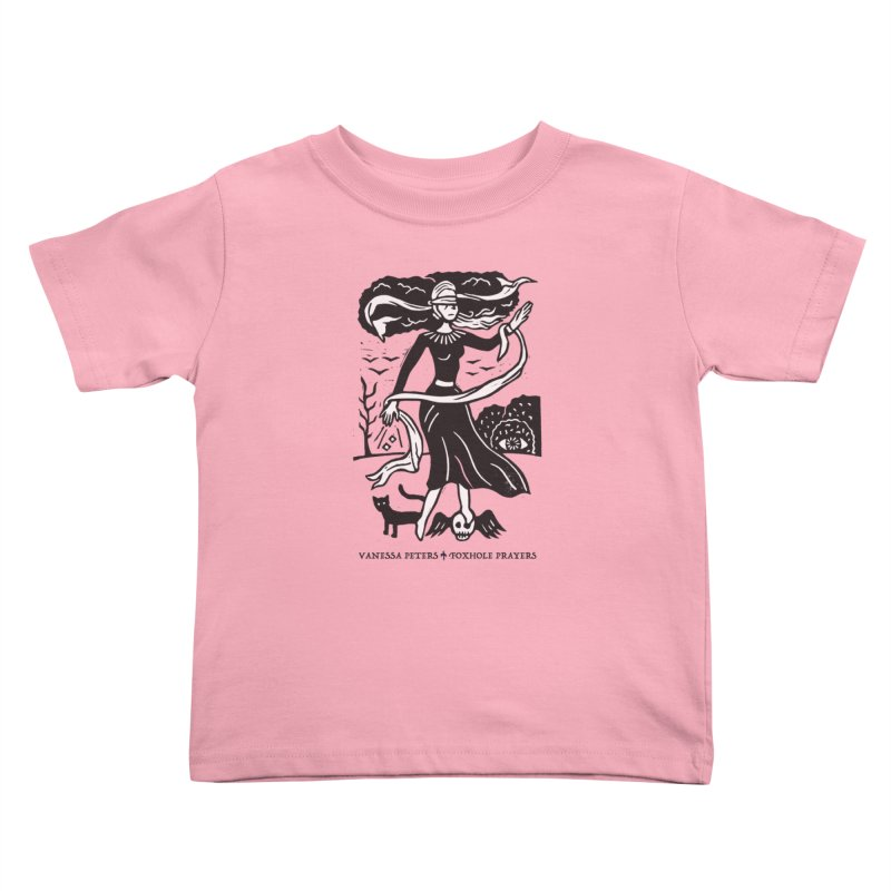 Lady Luck Kids Toddler T-Shirt by vanessapeters's Artist Shop