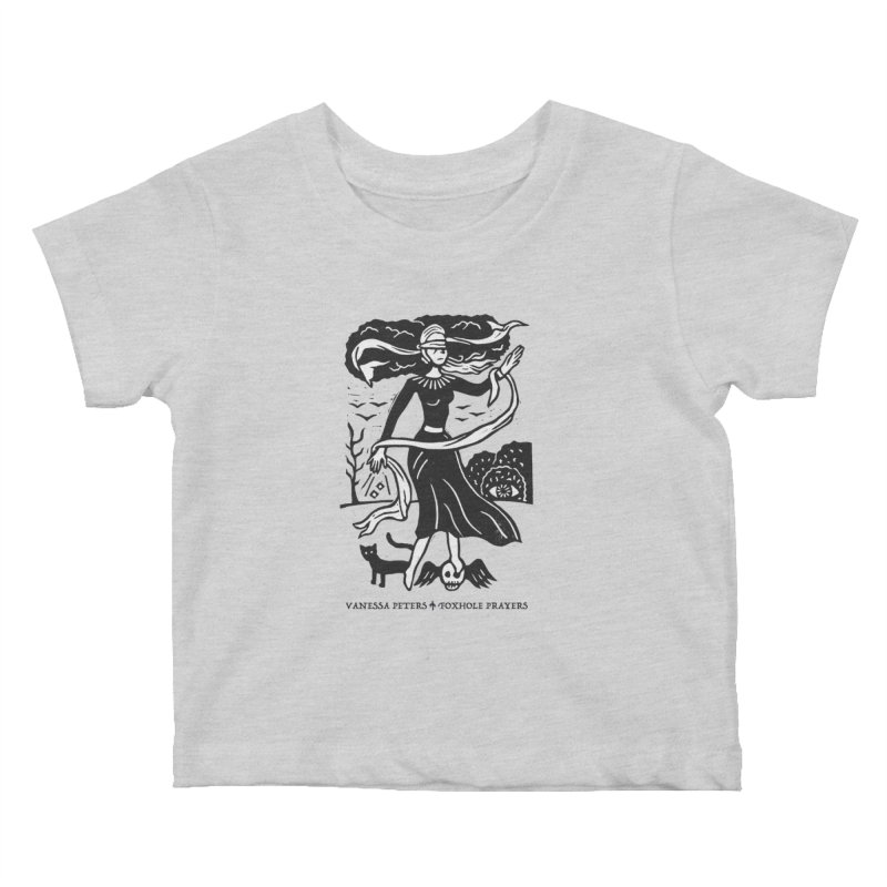 Lady Luck Kids Baby T-Shirt by vanessapeters's Artist Shop
