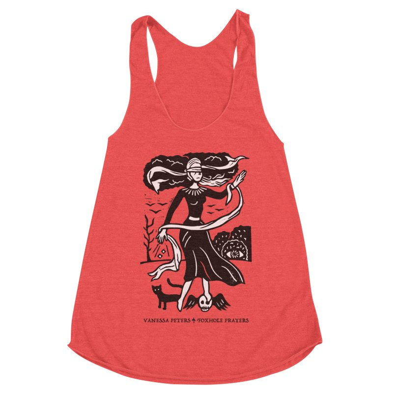 Lady Luck Women's Tank by Vanessa Peters's Artist Shop