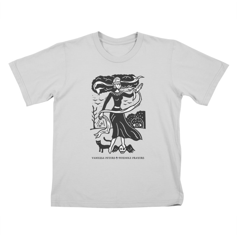 Lady Luck Kids T-Shirt by Vanessa Peters's Artist Shop
