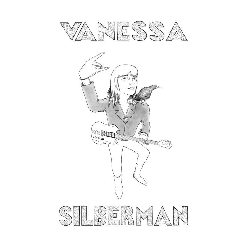 VANESSA SILBERMAN (Limited Edition Keith E. Lee Design) by Vanessa Silberman's Official Merch Shop