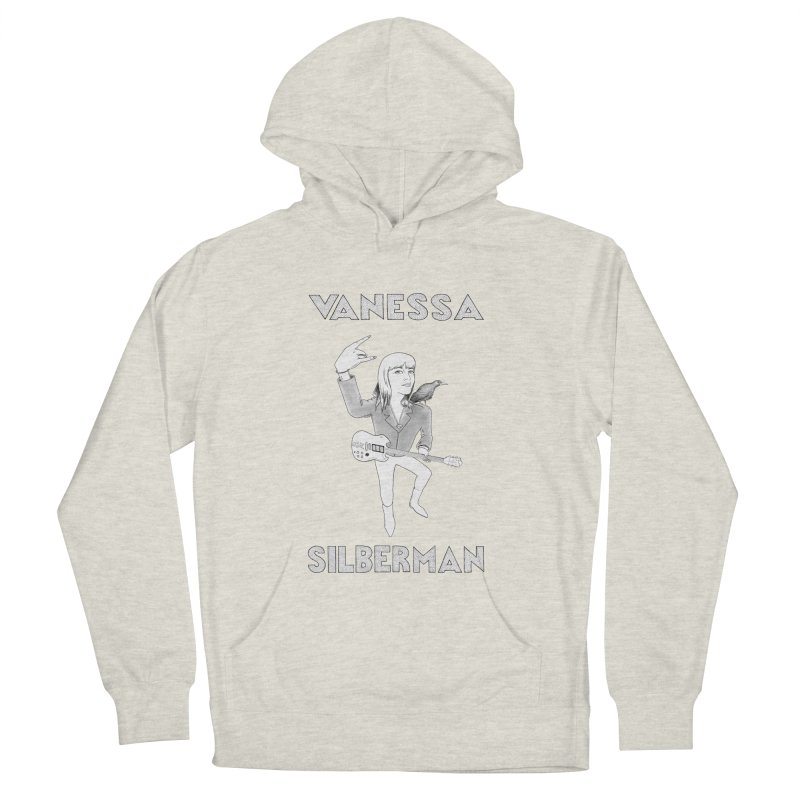 VANESSA SILBERMAN (Limited Edition Keith E. Lee Design) Women's French Terry Pullover Hoody by Vanessa Silberman's Official Merch Shop