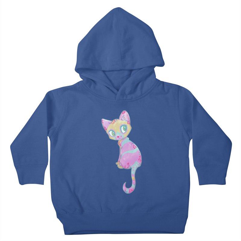 Mystical Little Kitty   by VanillaKirsty's Artist Shop