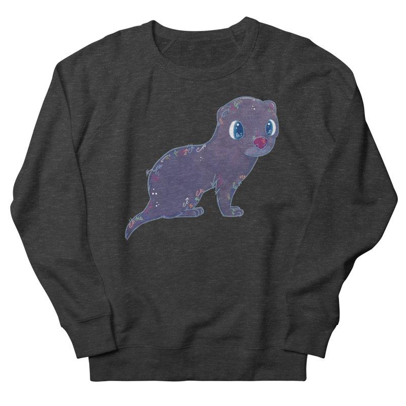 Mini Mink  Men's Sweatshirt by VanillaKirsty's Artist Shop