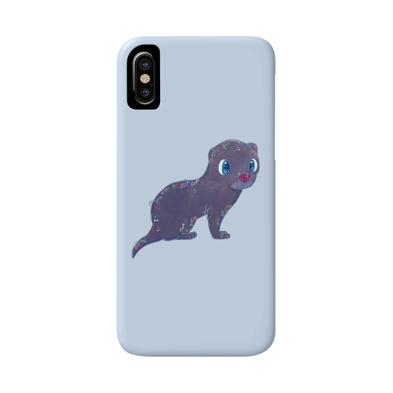 Mini Mink  Accessories Phone Case by VanillaKirsty's Artist Shop