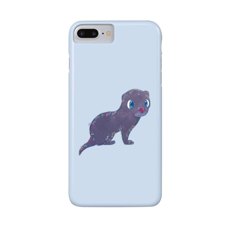 Mini Mink  Accessories Phone Case by VanillaKirsty's Artist Shop