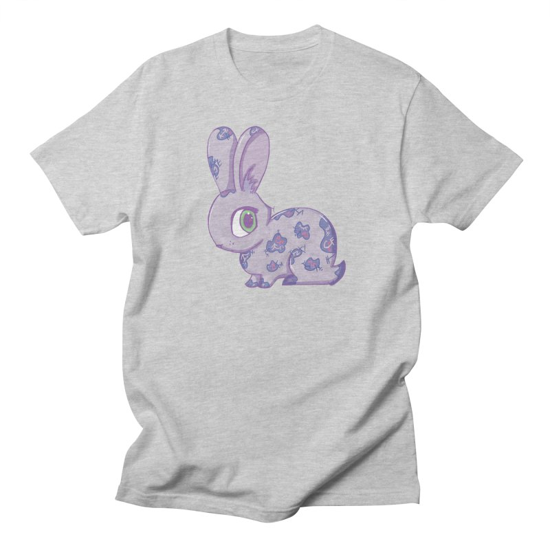 Brave Little Bunny Women's Unisex T-Shirt by VanillaKirsty's Artist Shop